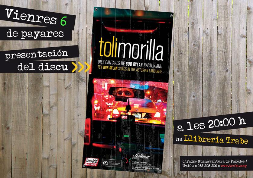Invitacion Toli Morilla